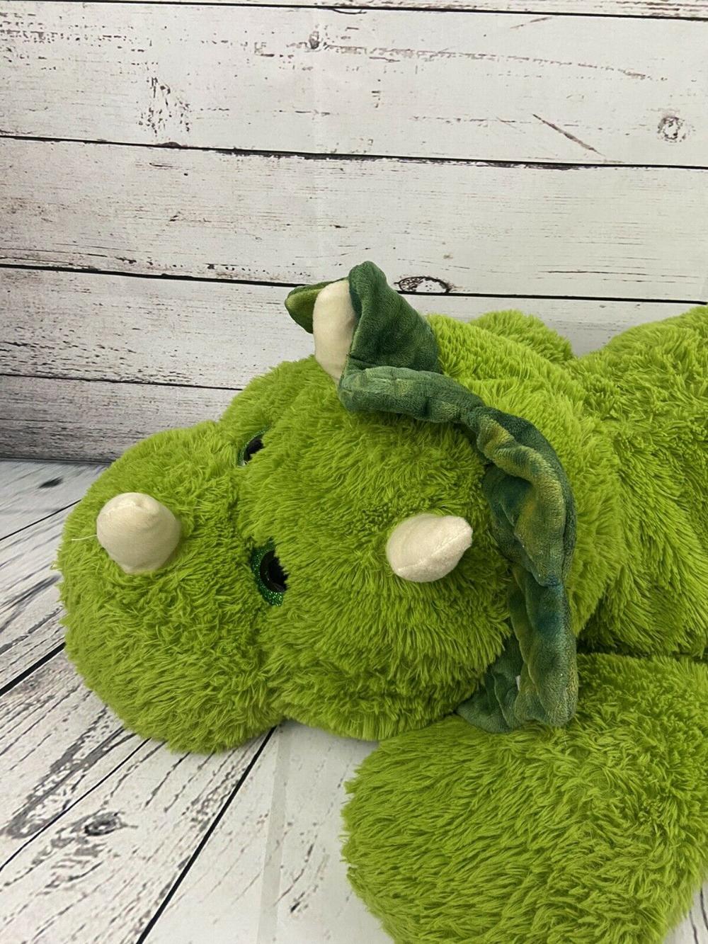 Jumbo Hugfun Green 44in Large Floppy Stuffed Animal Dinosaur Triceratops Plush Ebay Floppy Stuffed Animals Dinosaur Stuffed Animal Dinosaur Plush [ 1333 x 1000 Pixel ]