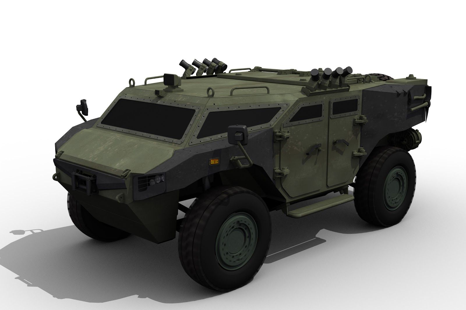 New Turkish AFV - From SNAFU!