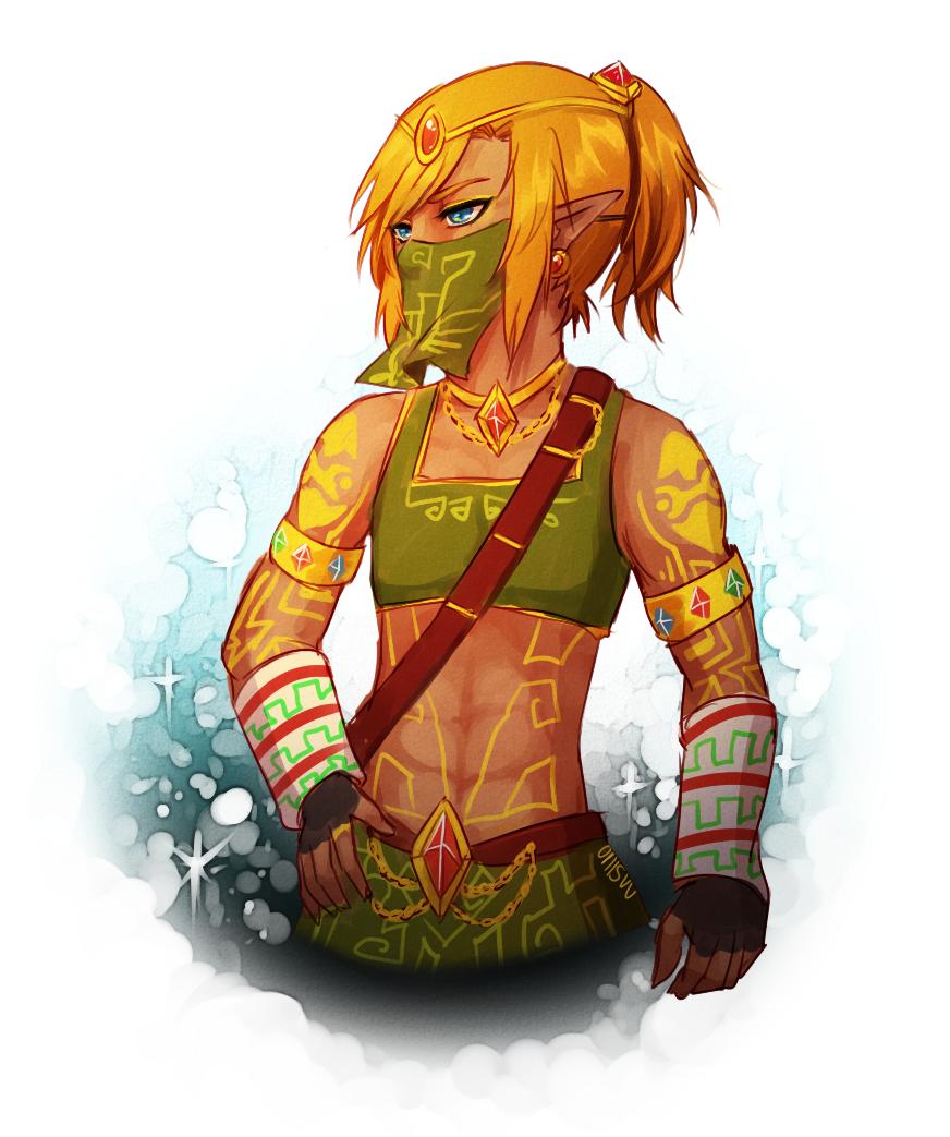 Gerudo Link | Legend of Zelda Photos | Pinterest | Zelda breath Video games and Cosplay