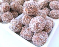Tooty Fruity Balls Recipe Christmas Food Desserts Rum Balls Dessert Recipes