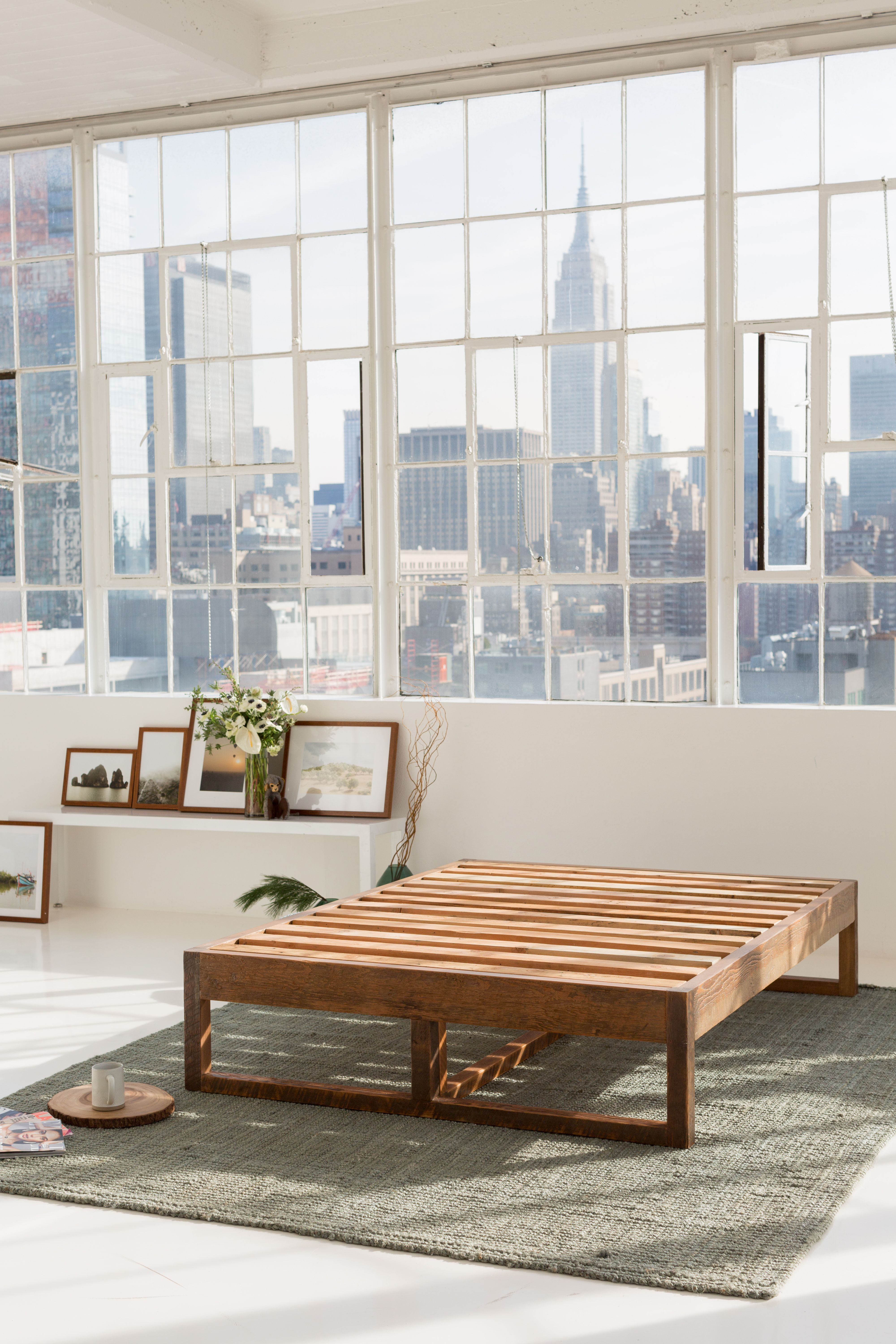 Which Bed Frame Is Right For Me Natural Wood Bed Coffee Table Wood Bed Frame