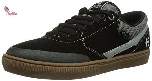 Etnies Kingpin, Chaussures de Skateboard Homme, Marron (Brown/Black/Gum 203), 42 EU