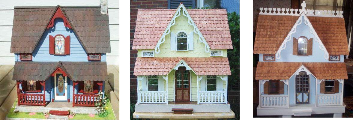 Early Adoption Of Mass Customization And Laser Tech Dollhouses Doll House Dollhouse Miniatures Diy Mini House