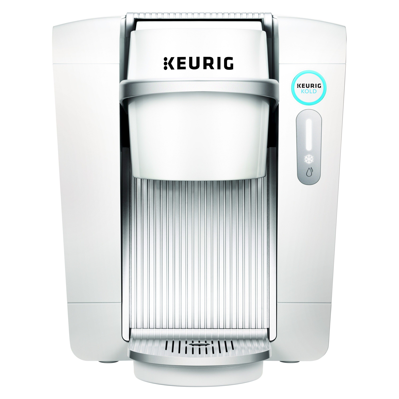 Keurig® KOLD™ Drinkmaker White Target (With images