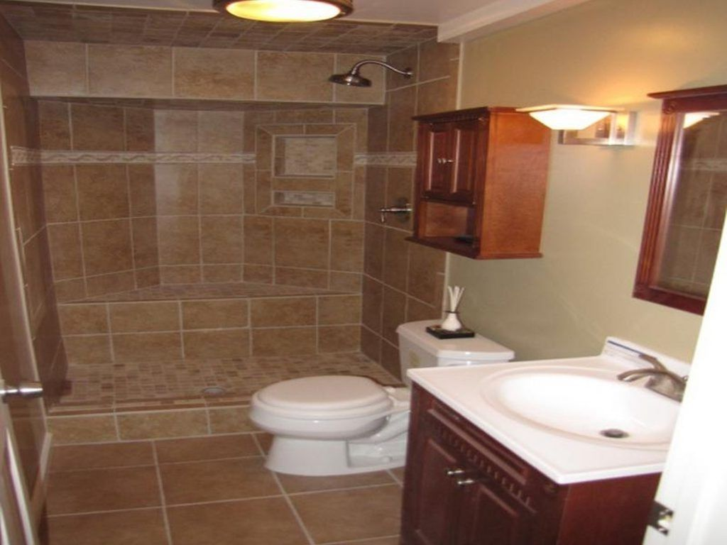 30 Amazing Basement Bathroom Ideas For Small Space  Basement Interesting Basement Bathroom Design Ideas Design Decoration