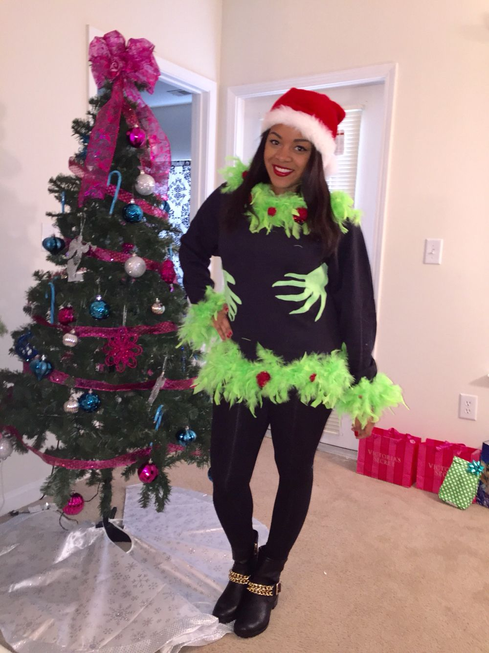 Ugly Christmas Sweaters Pinterest.Pin On Holiday Decorating