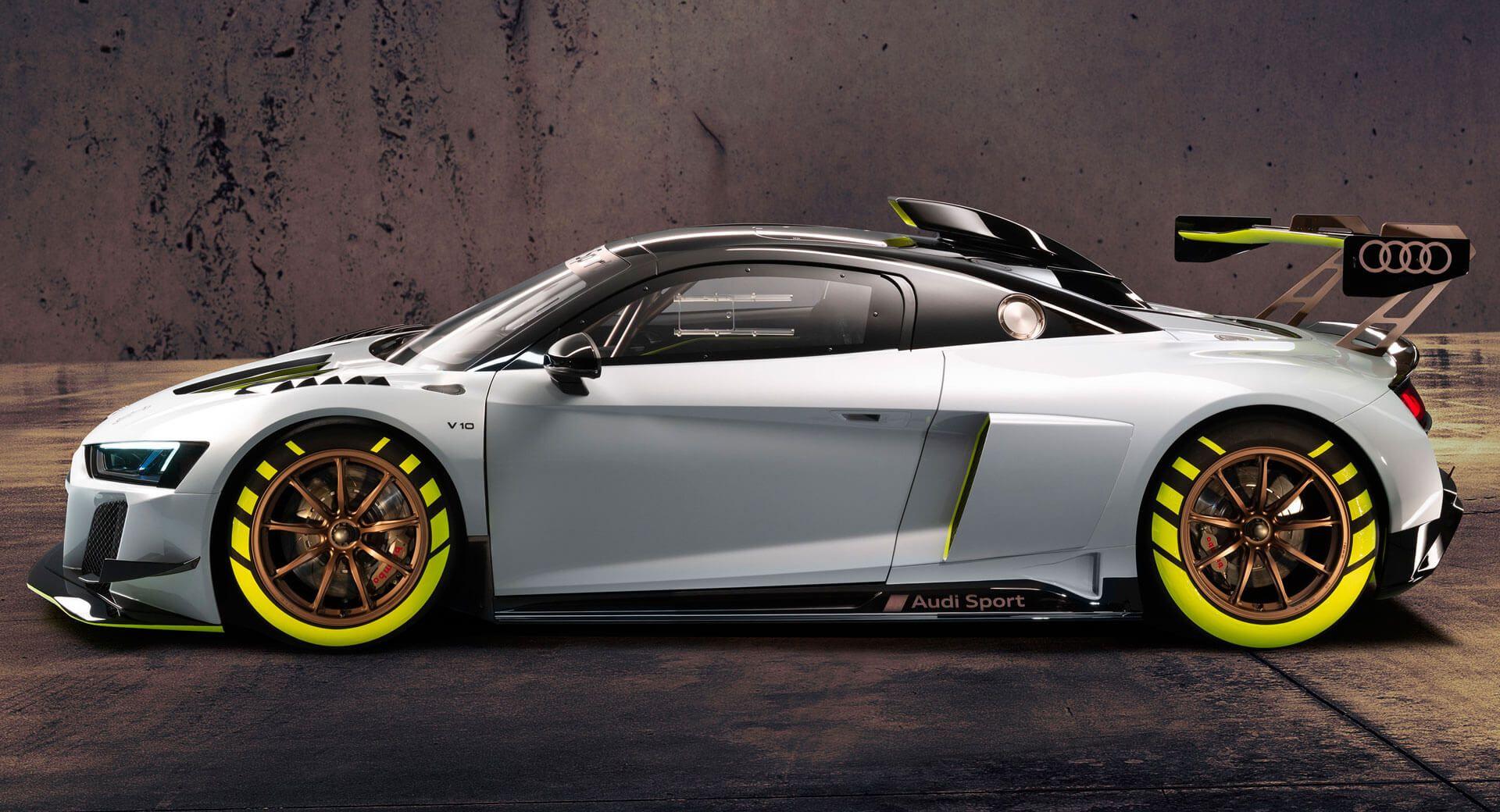 Audi R8 Lms Gt2 Racer Gets U S Visa 400k Price Tag In 2020 Racewagens