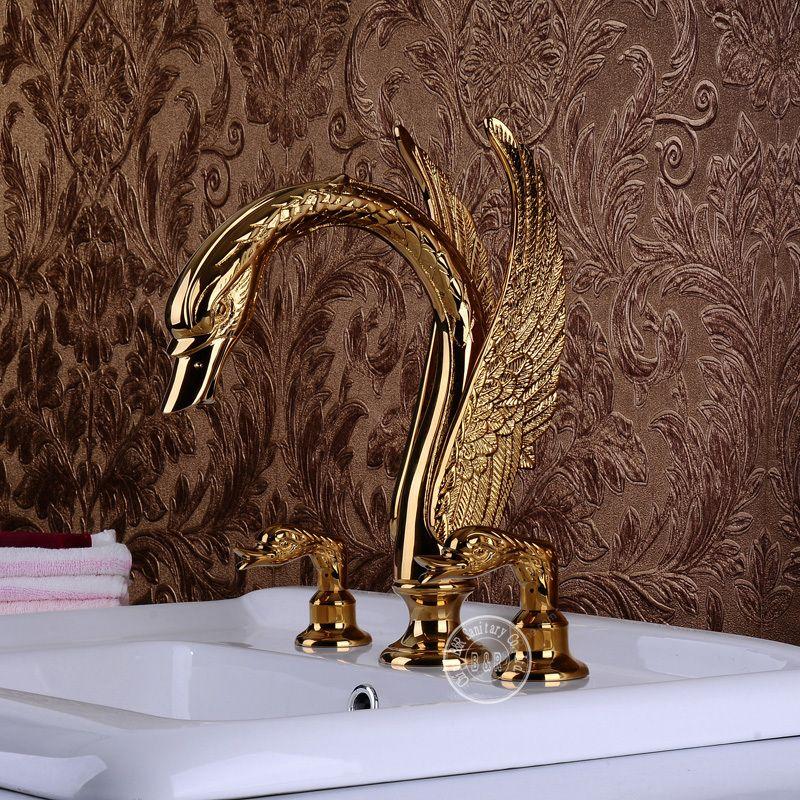 B R Swan Sink Faucet Animal Faucets