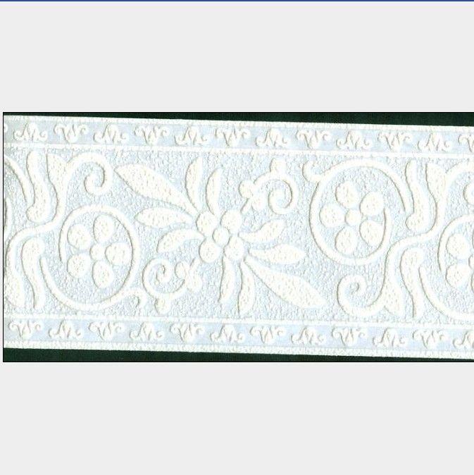Paintable Wallpaper Border 1002