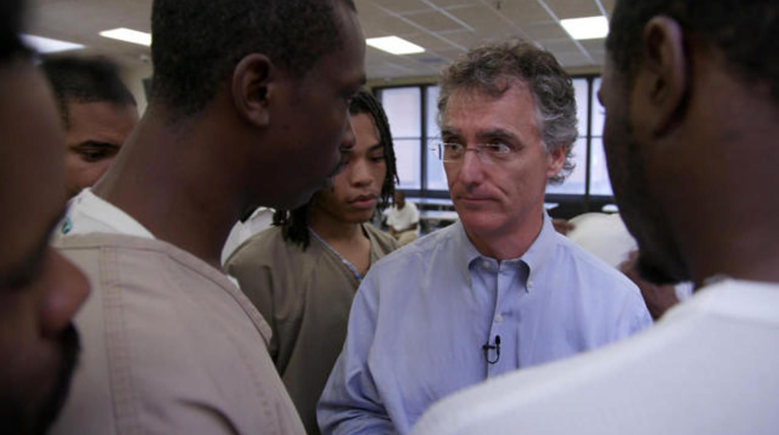Half of the inmates shouldn't be here, says Cook County