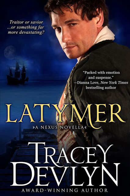 Cover Reveal + Giveaway ~ Latymer (A Nexus Novella) by Tracey Devlyn