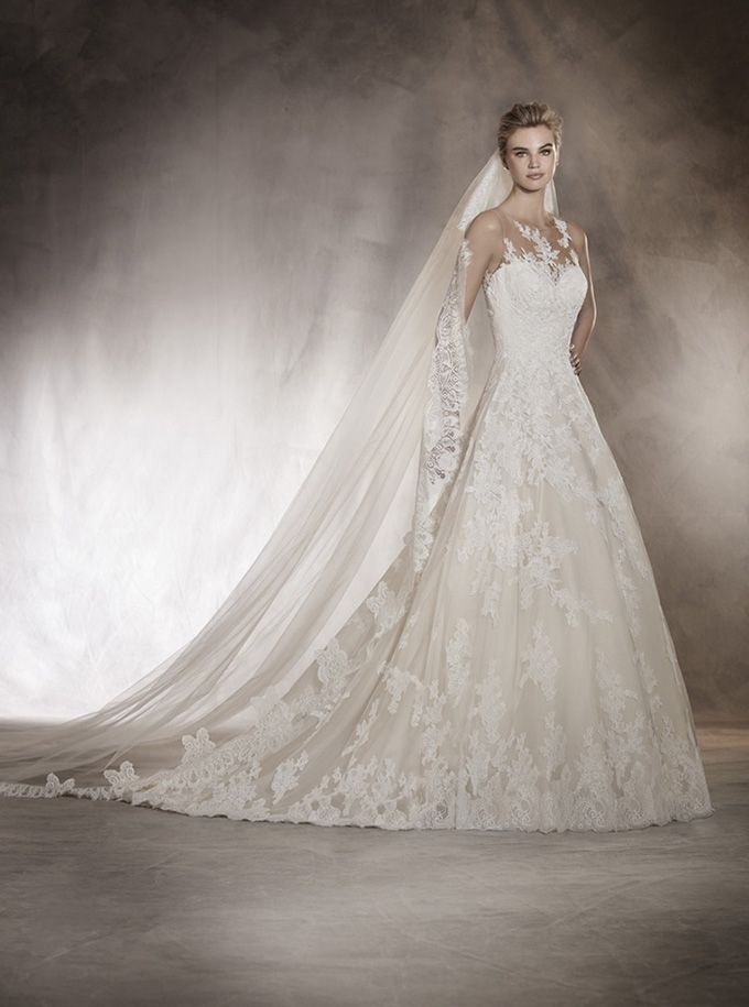 Pronovias 2017 trouwkledij