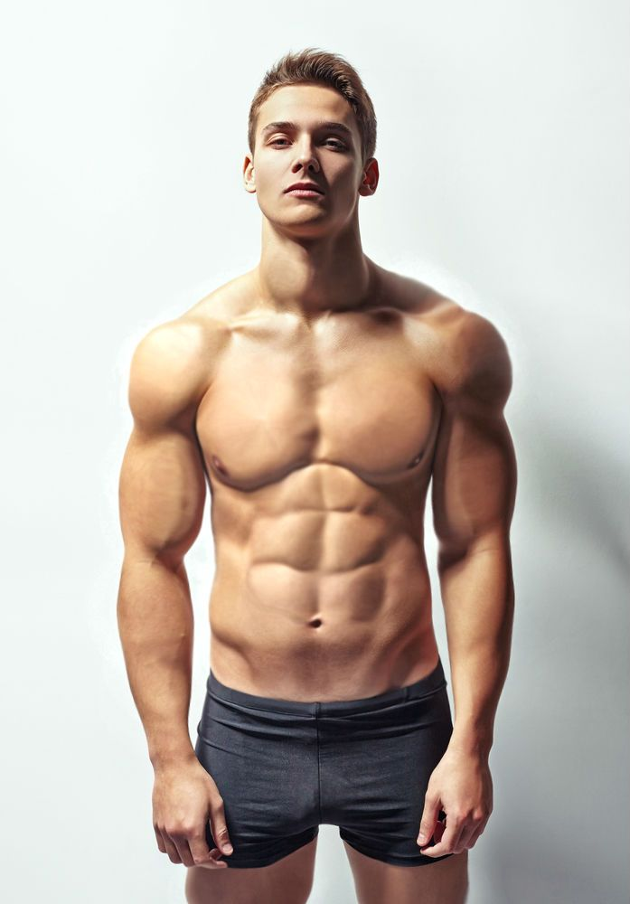 Sexy boyz with muscles