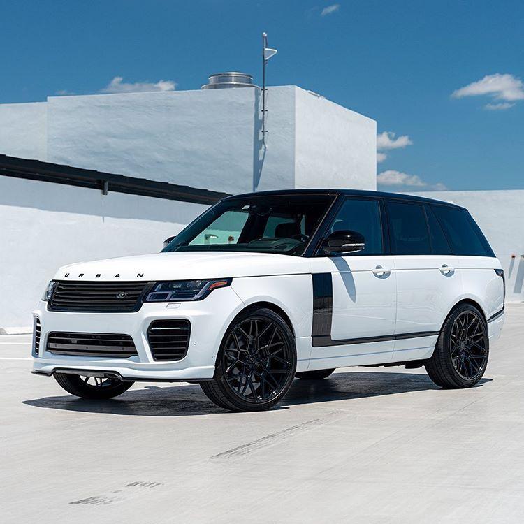 Vossen Wheels On Instagram Vossen Vehicle For Sale 2019 Range Rover V8 Supercharged Urbanautomotive Body Kit 24 Urban Range Rover Sv Range Rover Land Rover