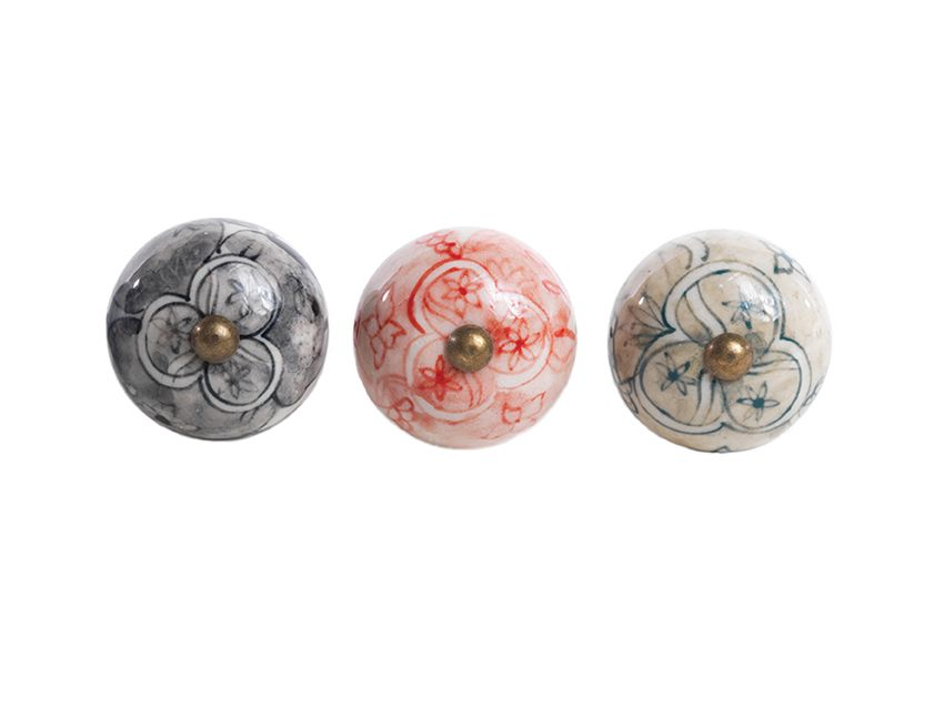 Traditional Ceramic Door Knobs From Pastel Lane. Choose From Pretty Door  Knobs, Ceramic Door