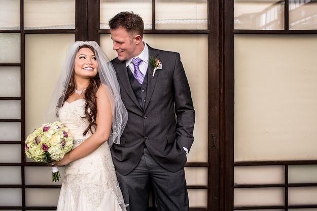 Beautiful Story - Wedding Threatened By Cancer Is Rebuilt With Kindness
