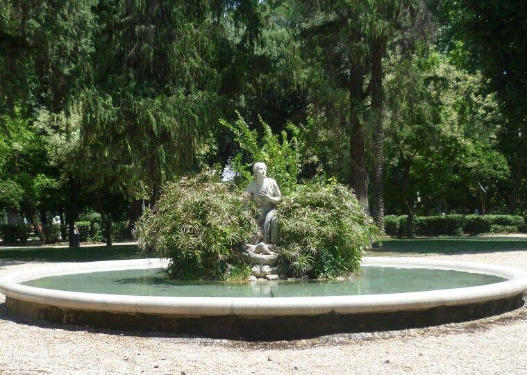 Fontana di Villa Borghese