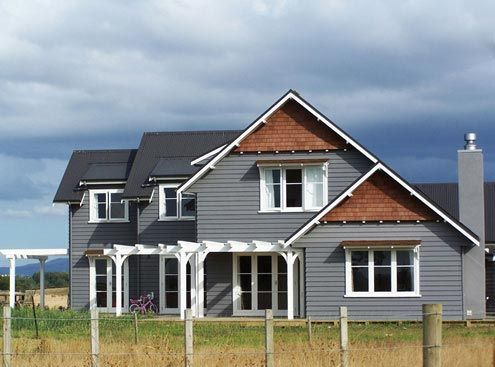Popular Exterior House Colors | Exterior House Painting: Residential & Commercial in Missoula ...