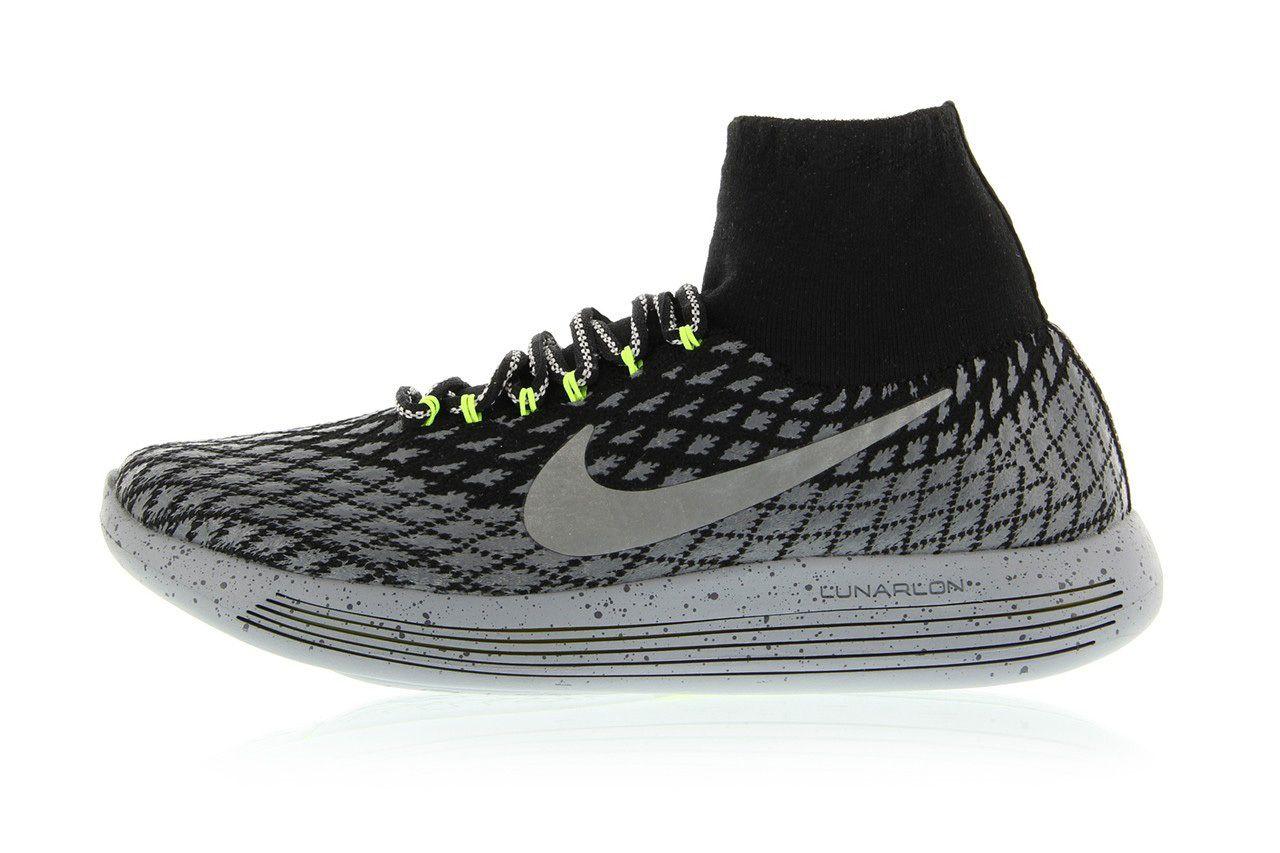 Nike 推出全新 Lunarepic Flyknit Shield 鞋款