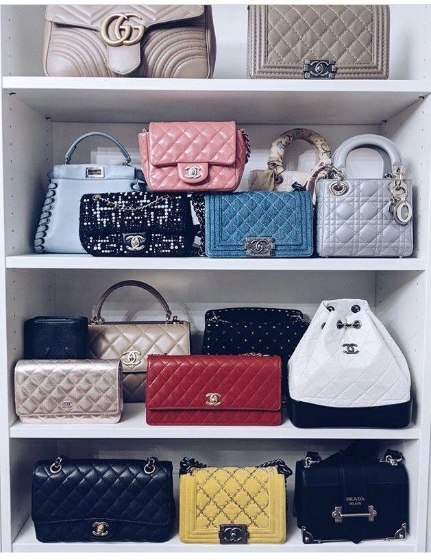 c0f2c25ce0ca9c Bag collection @Iamchouquette | Bolsos | Sac à Main, Sac chanel, Sac