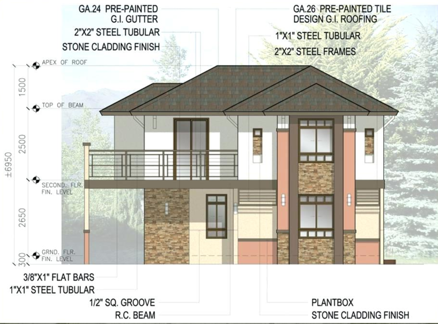 Philippine House Design With Floor Plan Philippines House Design Philippine Houses Small House Design Philippines