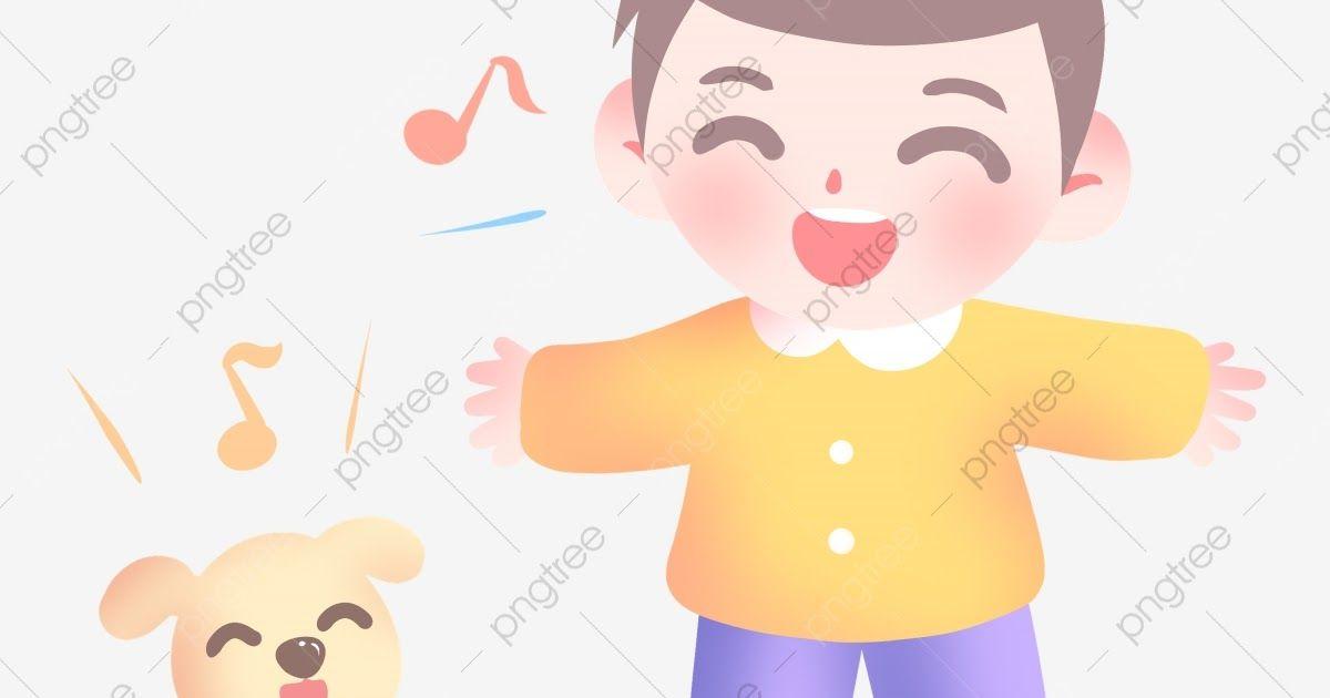 Terkeren 30 Gambar Kartun Orang Menyanyi Anak Anak Dan Anak Anjing Menyanyi Ilustrasi Kartun Iringan Download Vecto Gambar Kartun Kartun Gadis Kartun Lucu