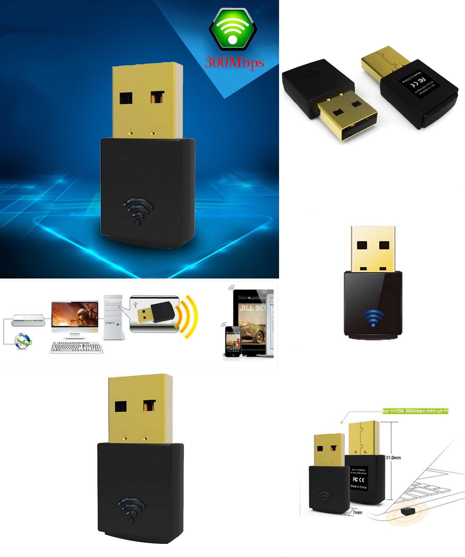 Visit To Buy Mini Pc Wifi Adapter 8dbi 23dbm Usb Wireless Dongle Receiver 80211n Dual