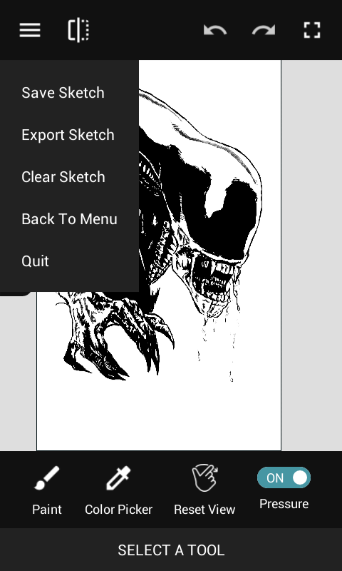 Papery Sketchbook Coloring Book By M Devs App Featuresnew Material Design Attract Your Users With The Nifty Sketch Book Coloring Books How To Make Drawing