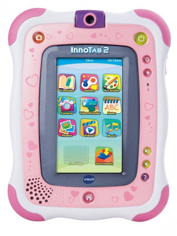 vtech innotab 2 learning app tablet pink gamingcomputer gaming rh pinterest com