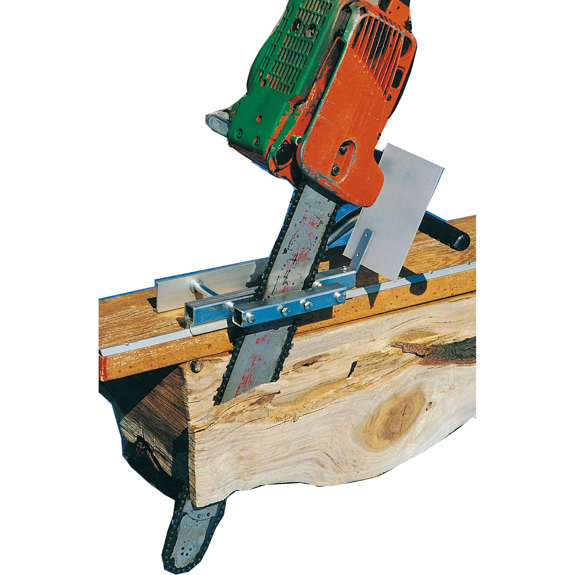 Granberg mini mill model g555b milling chainsaw and for Mill log