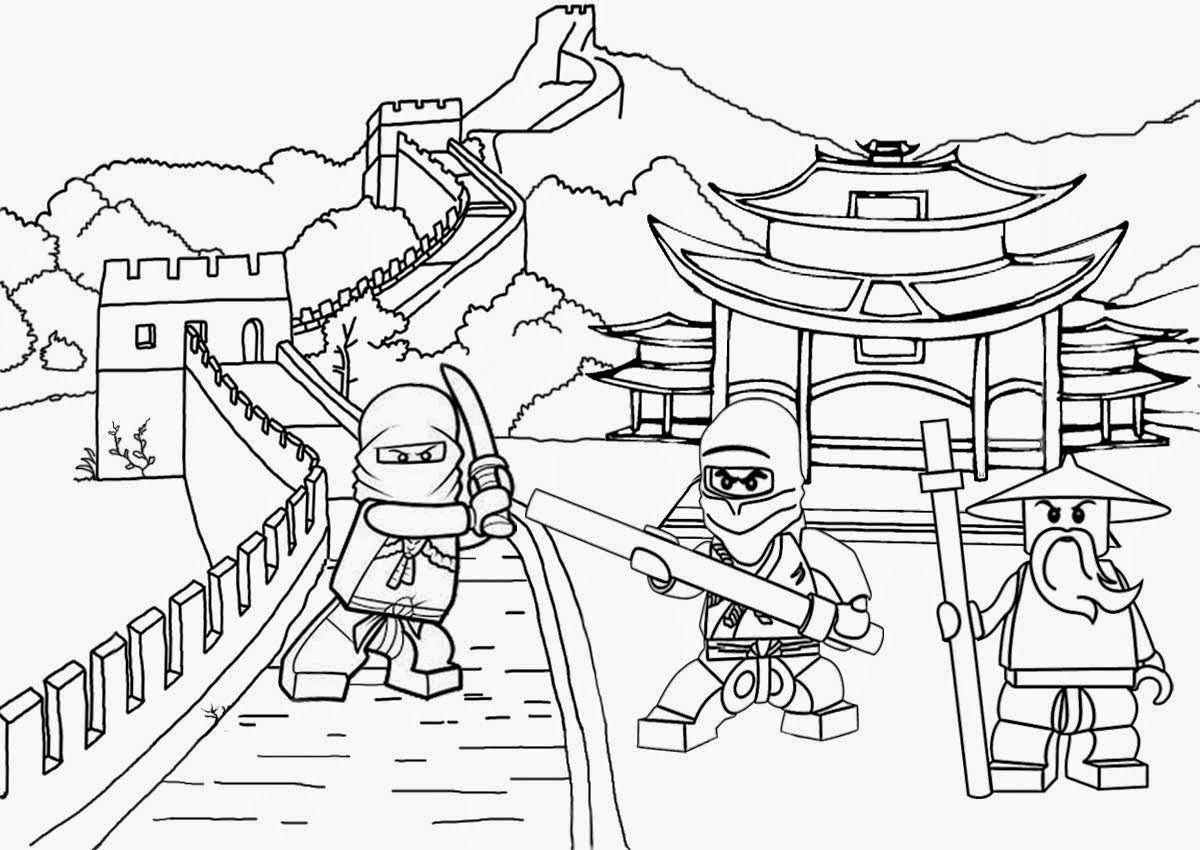 Lego Ninjago Ausmalbilder Lloyd 2015 : Image Result For Ninjago Coloring Pages Coloring Pages Pinterest
