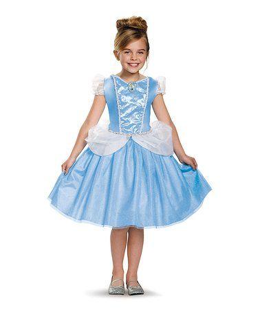Look what I found on #zulily! Disney Princess Cinderella Classic - princess halloween costume ideas