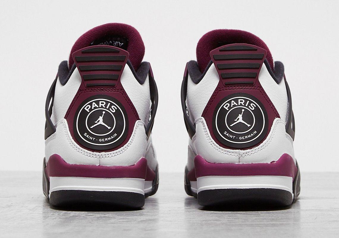 PSG Air Jordan 4 CZ5624100 Release Date