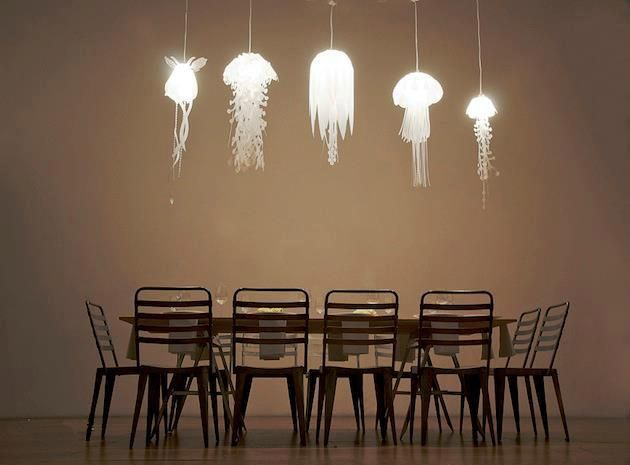 Jellyfish lighting da crib lampade illuminazione