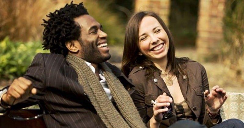 Black men dating white women advice