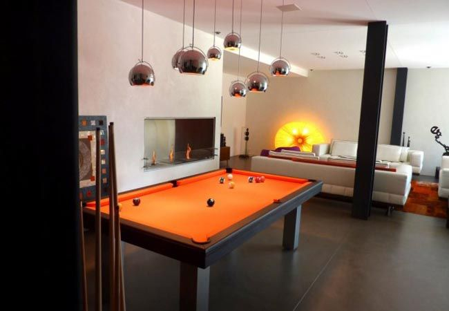 Modern Pool Table Lighting Google Search