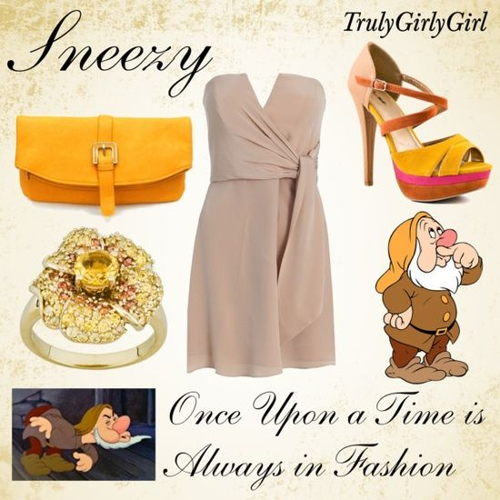 Sneezy outfit - by trulygirlygirl