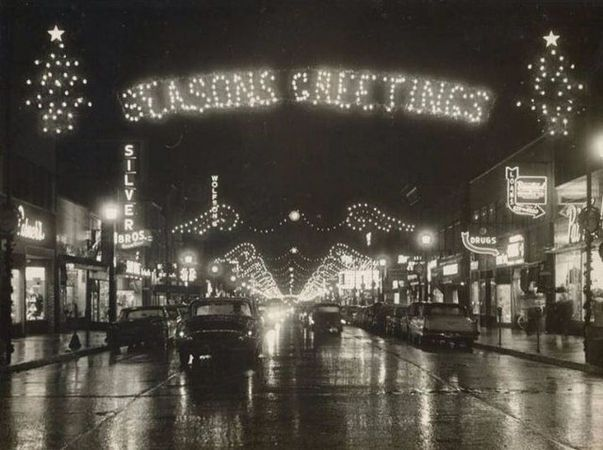 Historical Photos Of Celebrating The Holidays In New Jersey Historical Photos Bayonne Photo