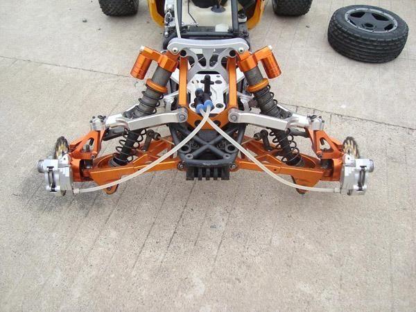 hydraulic front brake set for hpi baja 5b 5t rc pinterest suspension voitures. Black Bedroom Furniture Sets. Home Design Ideas