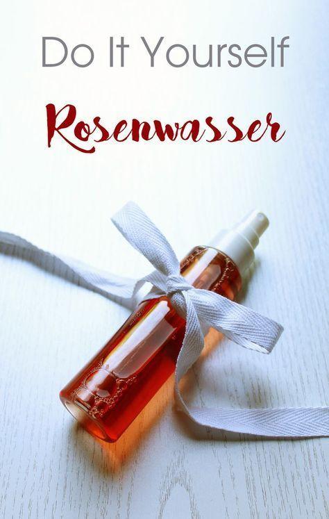 diy rosenwasser f r die gesichtspflege boszork nykonyha. Black Bedroom Furniture Sets. Home Design Ideas