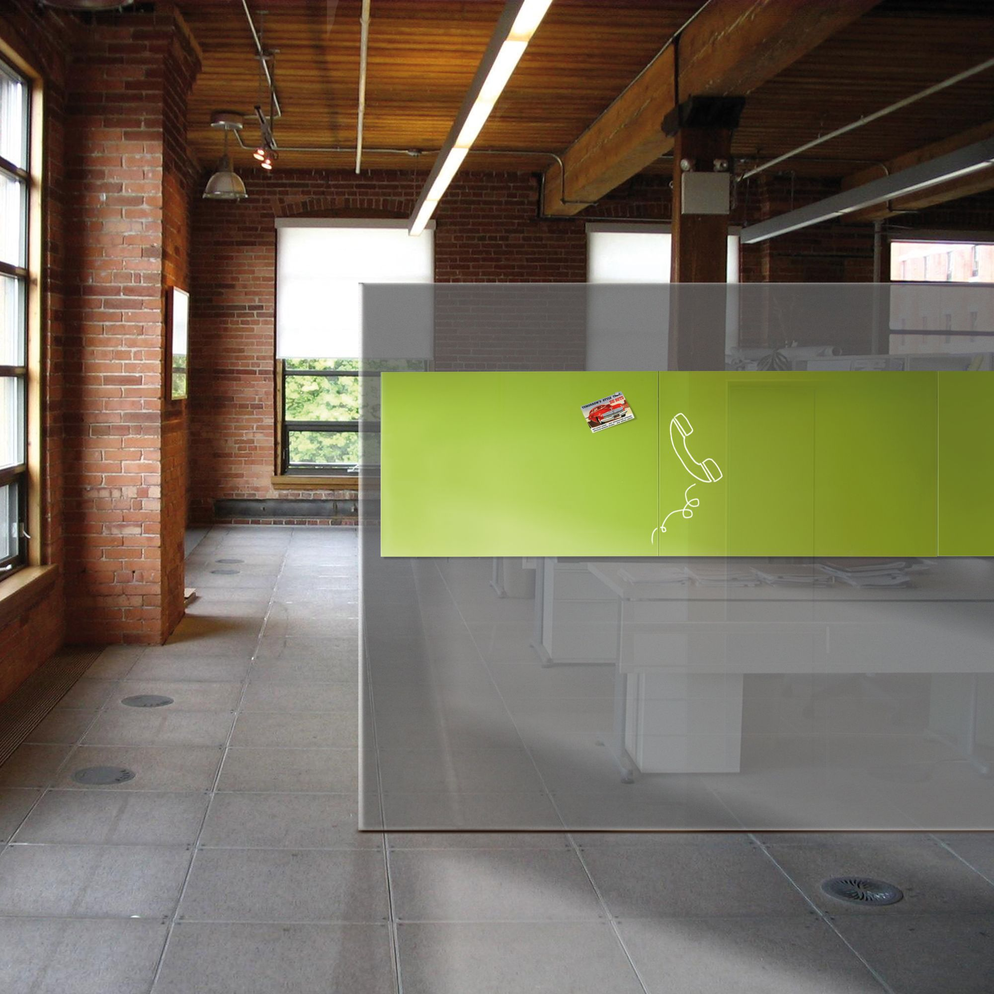 Lavagna Vertical Plan Green Centrufficio Loreto Spa Lavagna Arredamento Di Design Design