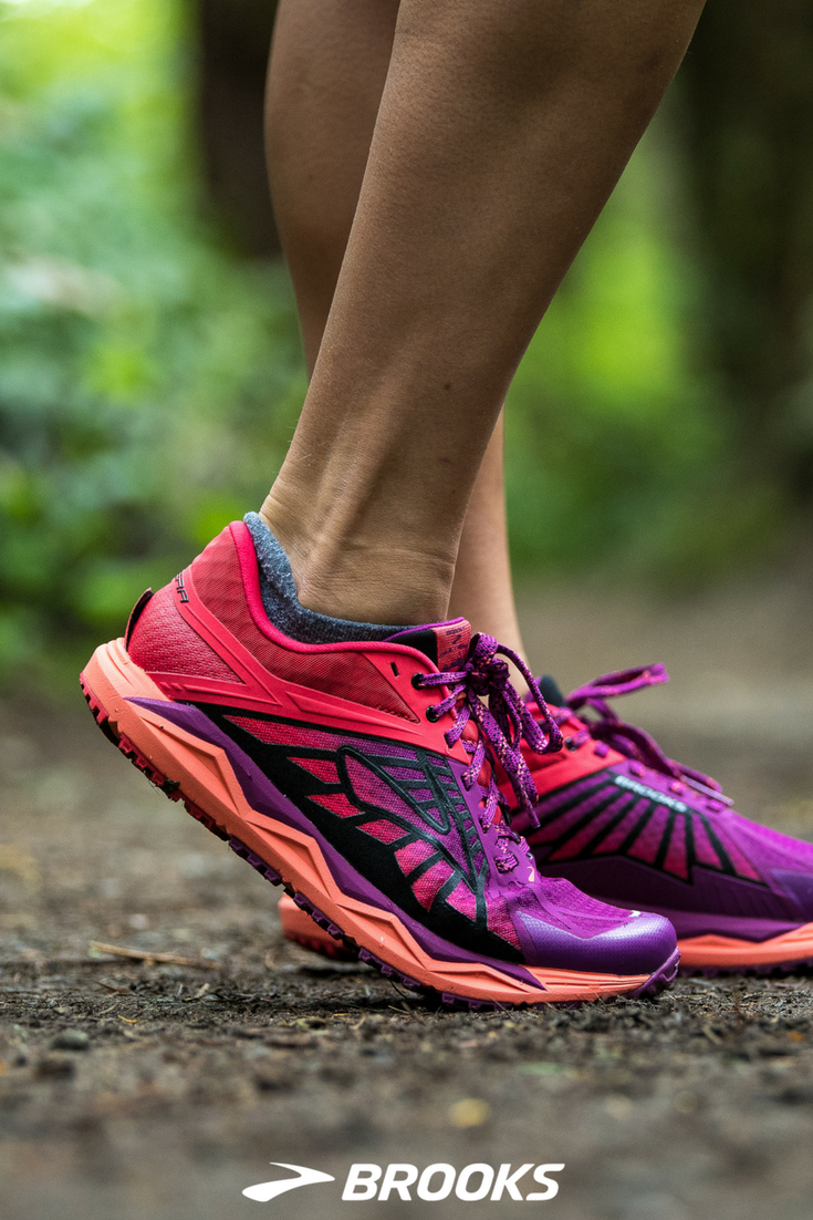 The Caldera Trail Running Shoe From