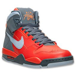 brand new 865d7 ea249 Mens Nike Flight Condor High SI Basketball Shoes - total orange with all  the 90s style I can handle. Hi-cut leather upper, big Flight tongue,  visible Air, ...