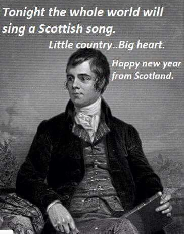 Happy New Year With Images Scottish Quotes Happy New Year