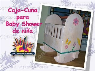 Cuna Para Regalos De Baby Shower Nino.Moldes Para Decorar Un Baby Shower Buscar Con Google