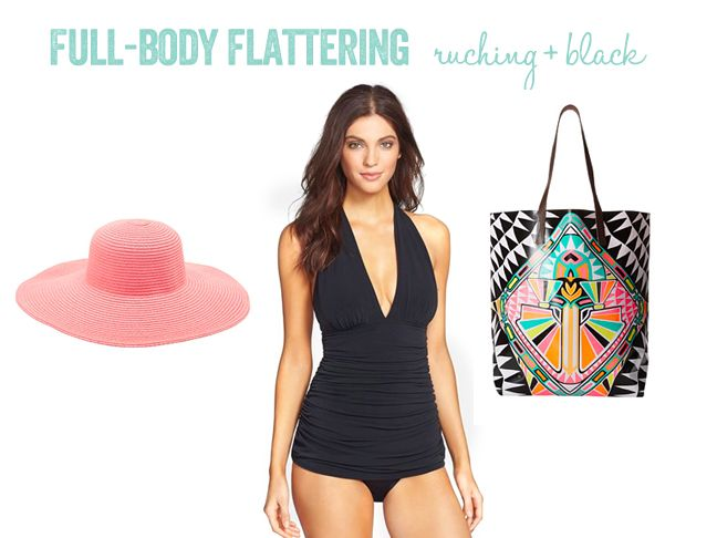 fa32f058e0911 most flattering swimsuit ever. most flattering swimsuit ever Post Pregnancy  Body ...