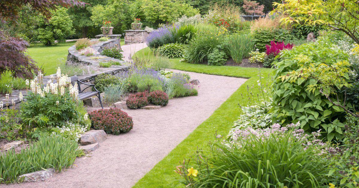Gestaltungstipps Fur Grosse Garten Garten Gestalten Garten Gestalten Ideen Garten