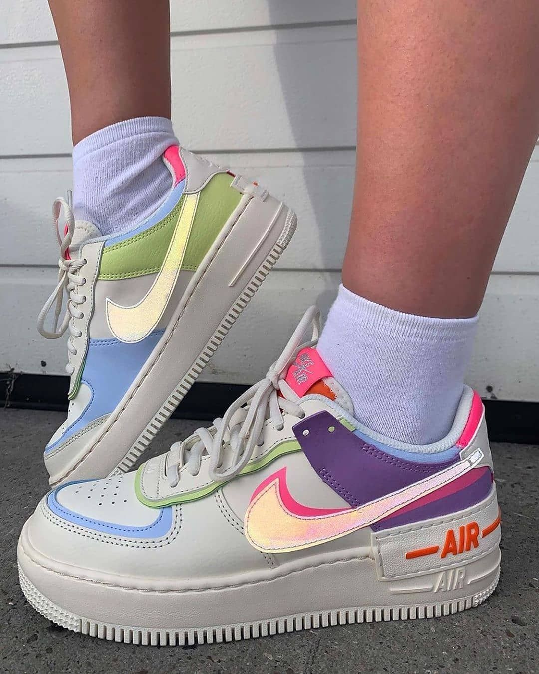 champs kvinnors nike air Force 1