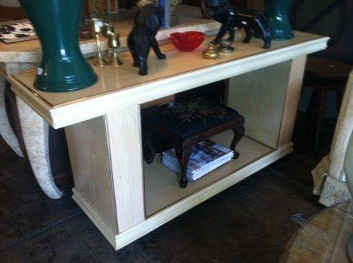 Custom Made Console Table | Casa Victoria LA | Tables This Custom Made  Console Table