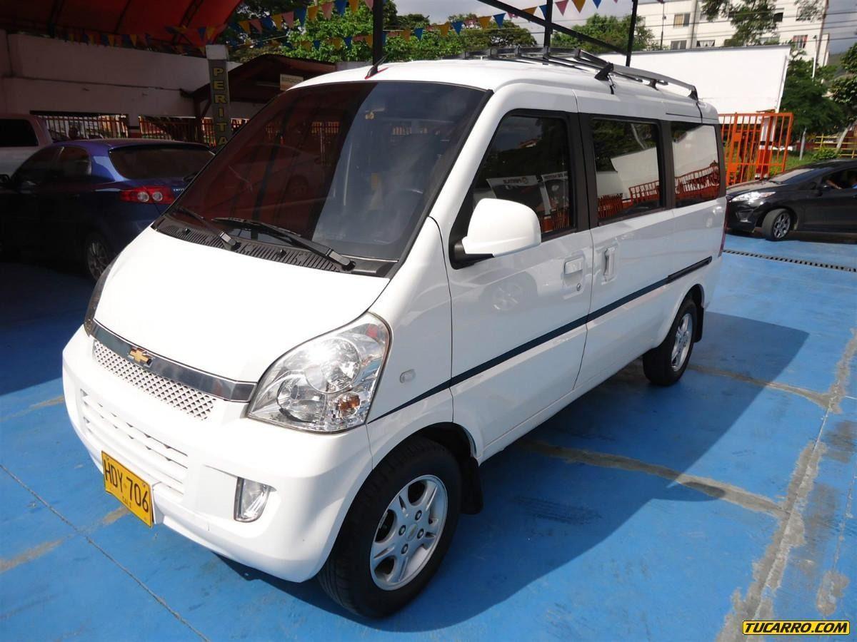 Chevrolet N300 Move Ano 2014 24702 Km En Mercadolibre Van Chevrolet Ano 2014